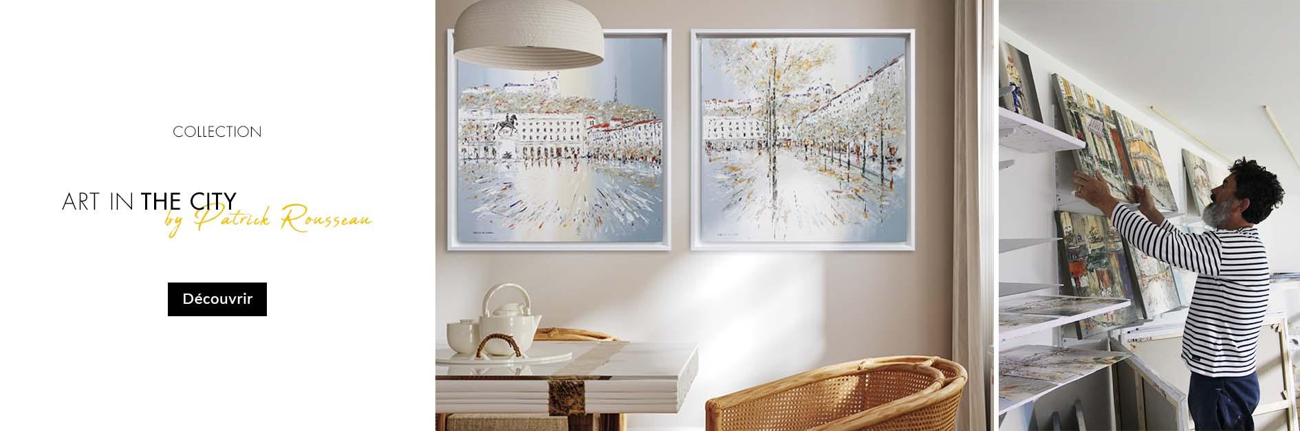 Collection Patrick Rousseau