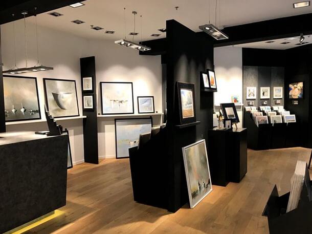 Galerie La Haye - intérieur
