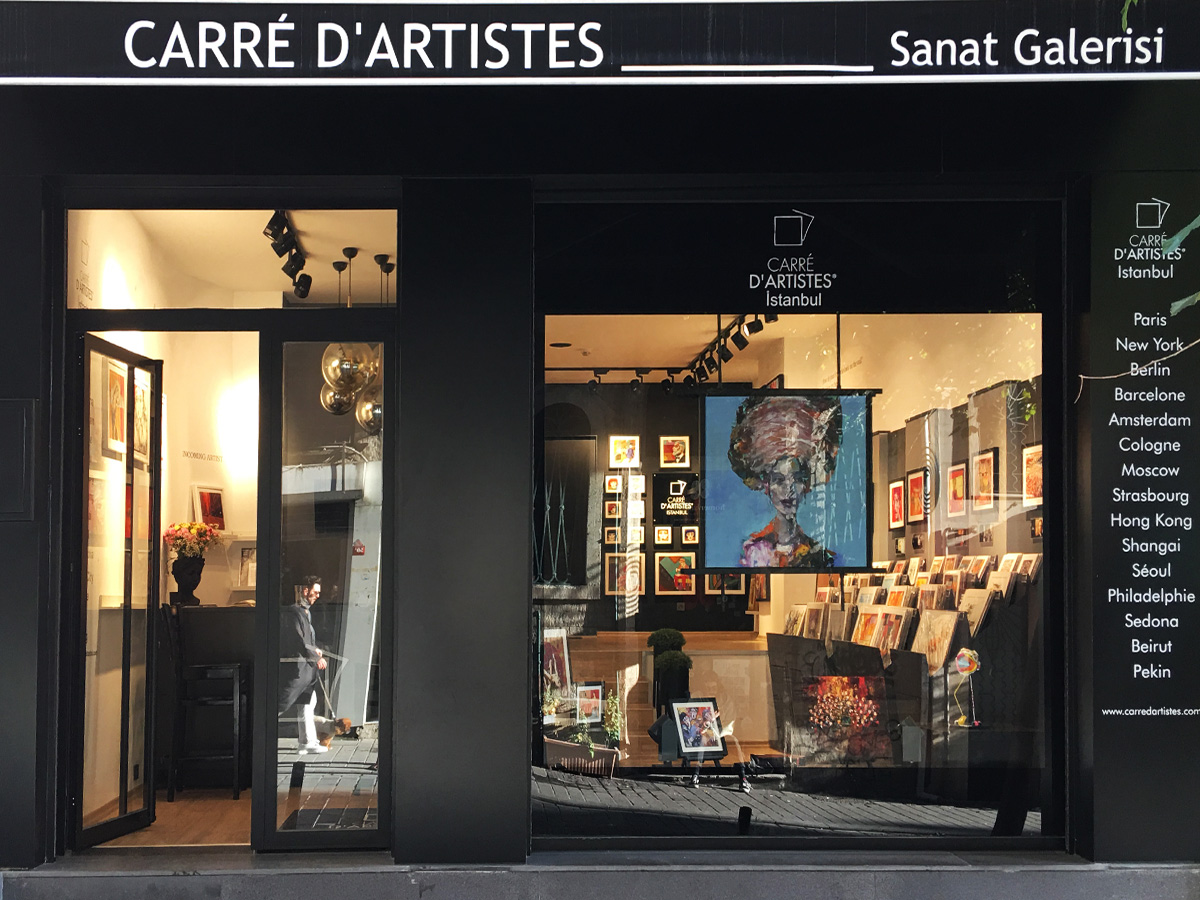 Galerie Istanbul - devanture
