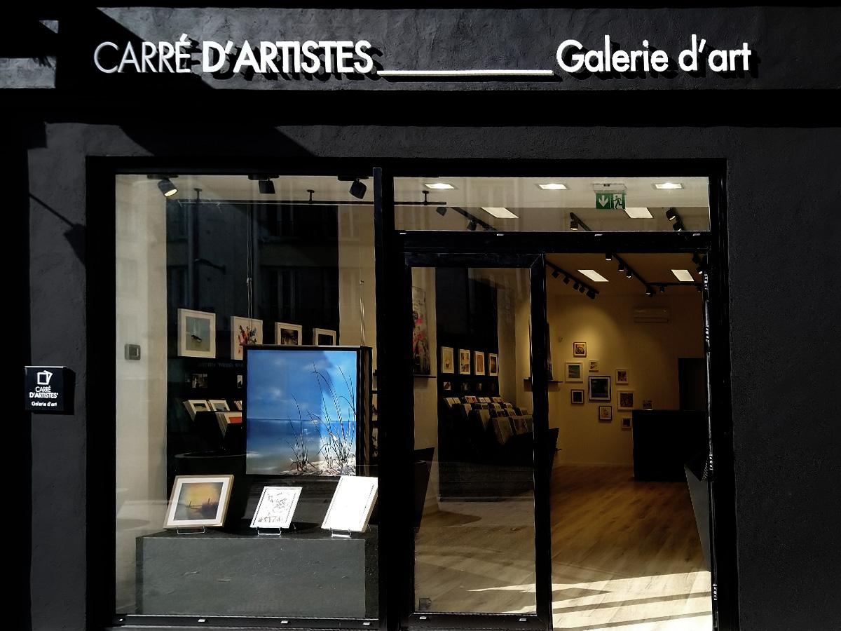 Galerie Brest - devanture
