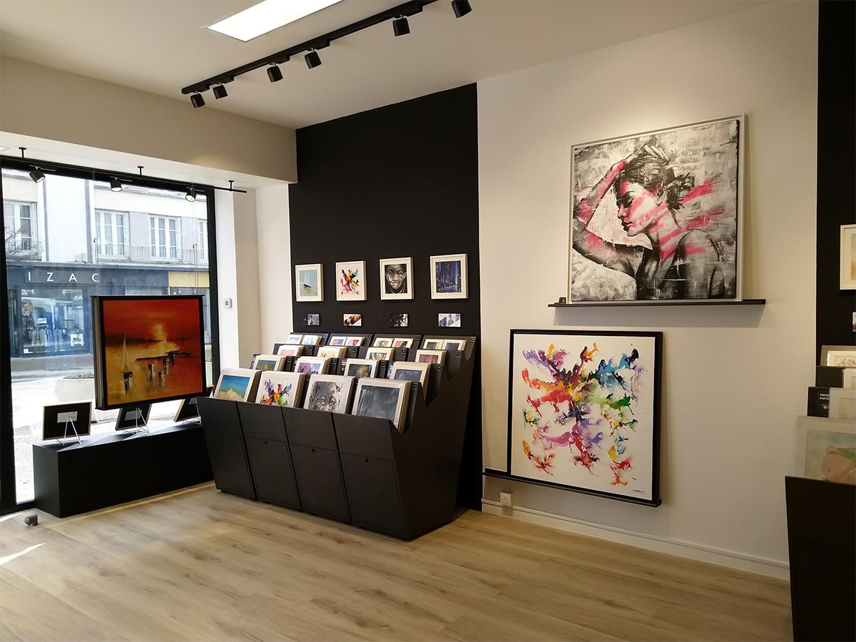 Galerie Brest - intérieur