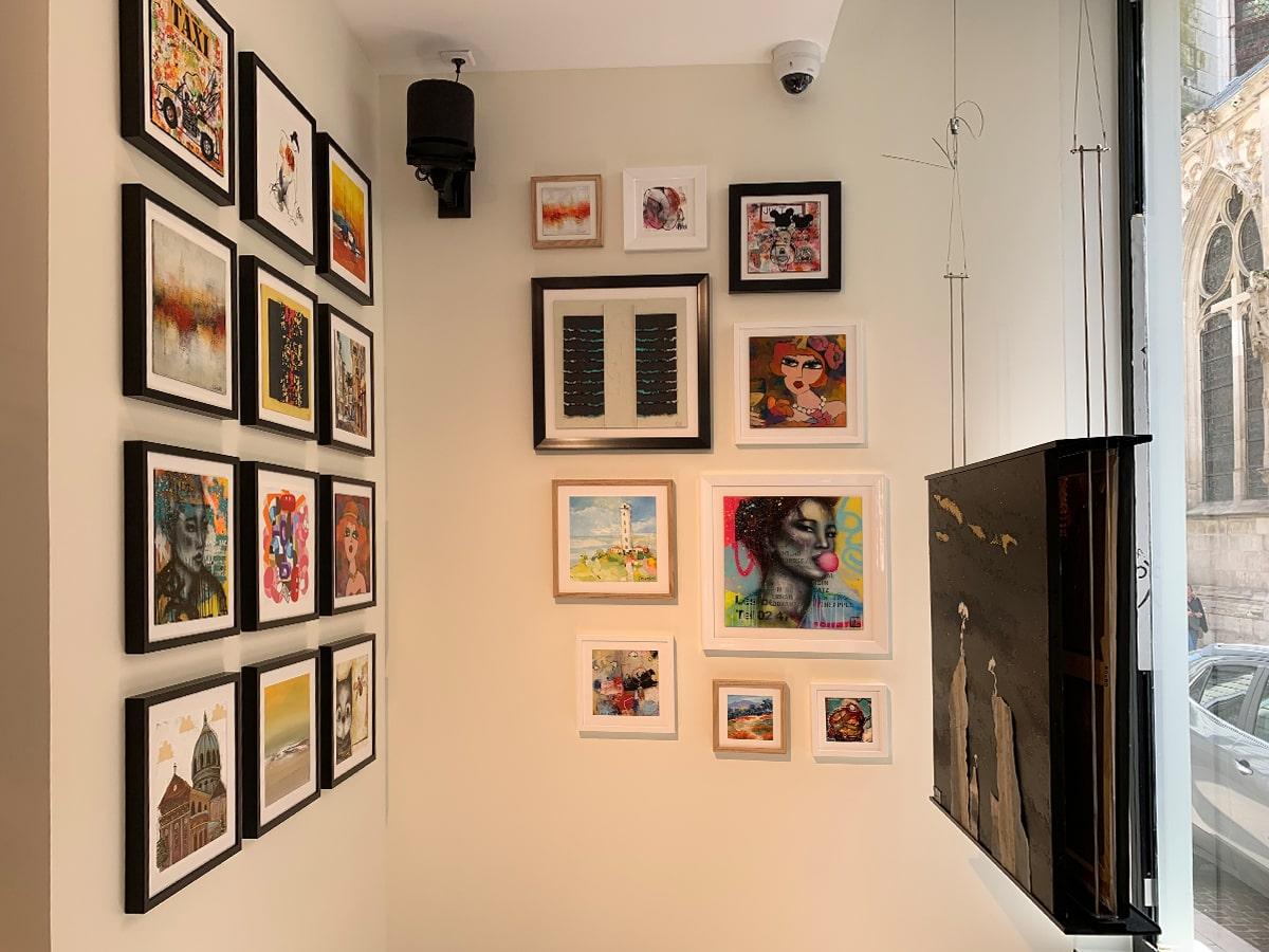 Galerie Troyes : Intérieur 02
