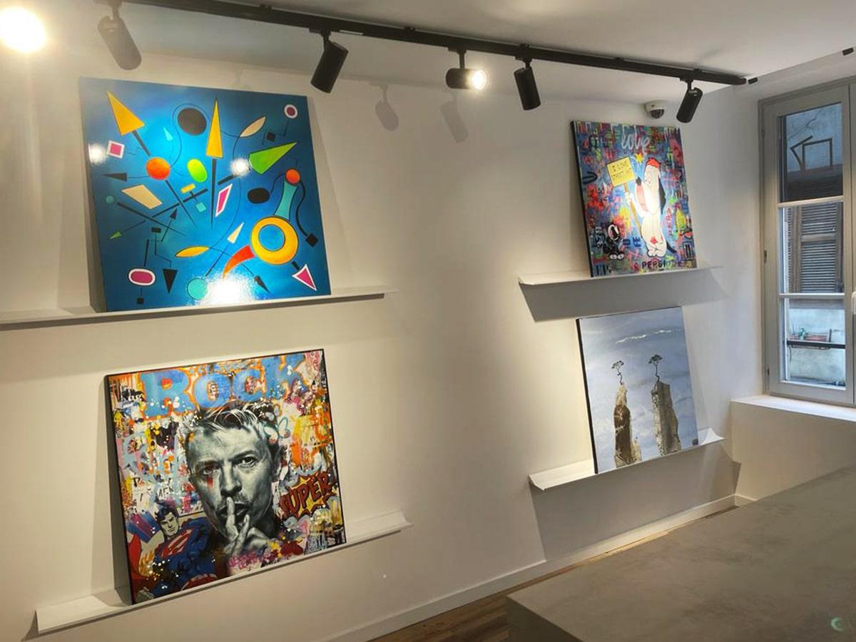 Galerie Strasbourg 2 : intérieur 02
