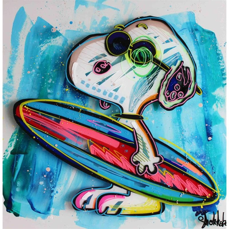 Snoopy Surfeur