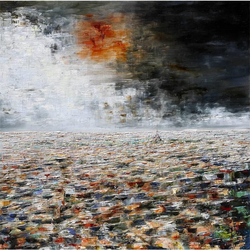 Paris from Pompidou
