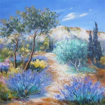 Lyn Parfum de Provence 50 x 50 cm