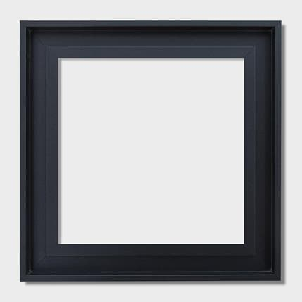 Carré d'artistes Reversed frame