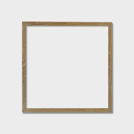 Carré d'artistes Standard frame