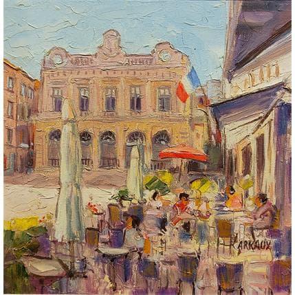 Arkady Place des jacobins 25 x 25 cm
