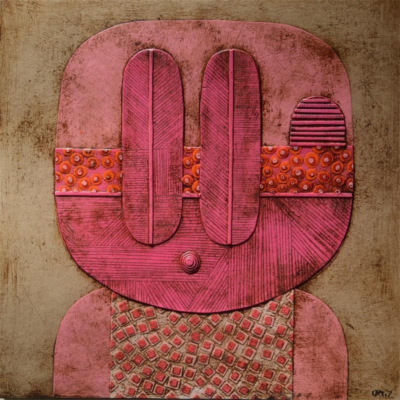 Pink head 1
