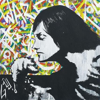 Alessandro Di Vicino Gaudio Dream about your smell 13 x 13 cm