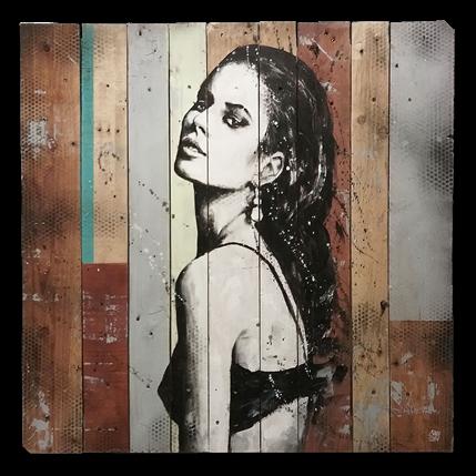 Graffmatt Elegant soul 80 x 80 cm