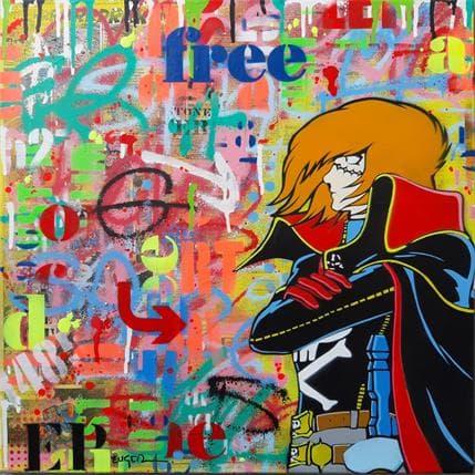 Philippe Euger Free Albator 50 x 50 cm