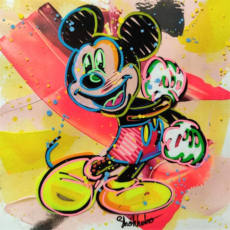 Mickey Mouse 196B