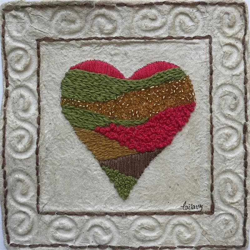 My quilted heart