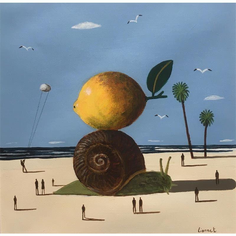 Escargot au citron