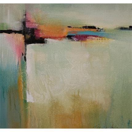 Karen Hale Light and time 3 36 x 36 cm