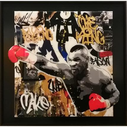 FRED Mike Tyson 50 x 50 cm