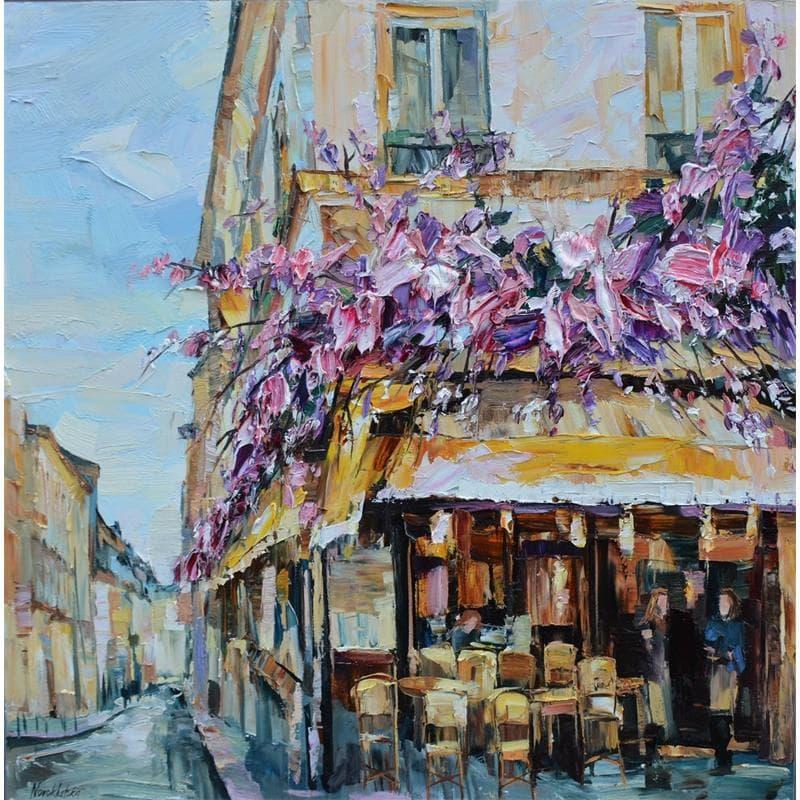 Café à Montmartre