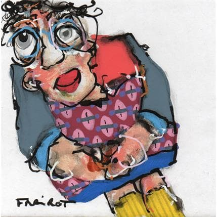 Maxime Frairot Adèle 13 x 13 cm