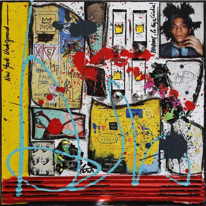 Basquiat la rage créative