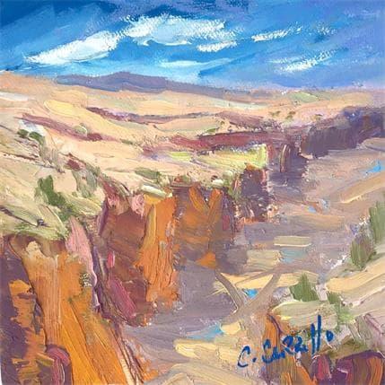 Cindy Carrillo Canyon Breeze 13 x 13 cm