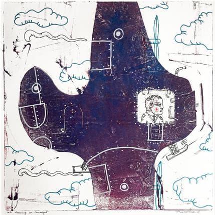 Pawel Krol Big plane 2 36 x 36 cm