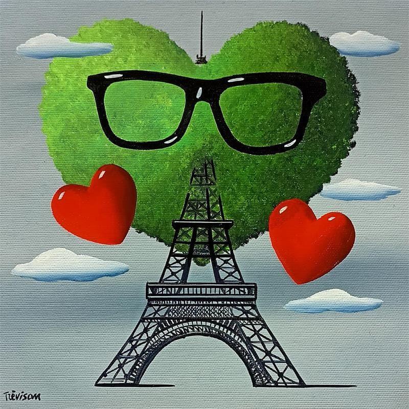 My heart in Paris