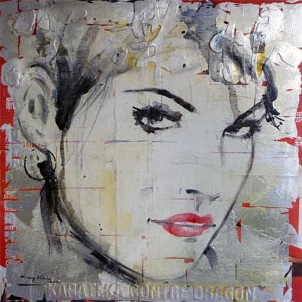 Vieux Thierry Hong Kong Girl 100 x 100 cm