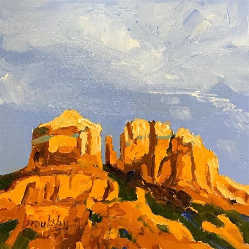 Cathedral Rock Skyline