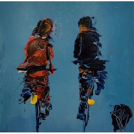 Christian Raffin JOUR DE NOUS 13 x 13 cm