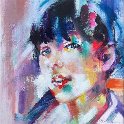 Monica Abbondanzia 2 25 x 25 cm