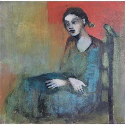 Valérie Anceaume Gutierrez Rêverie et compagnie 50 x 50 cm