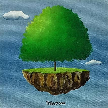 Carlo Trévisan Oasis 13 x 13 cm