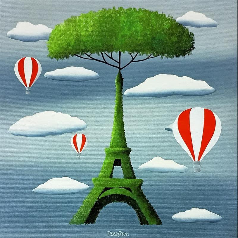 Pine tree Eiffel
