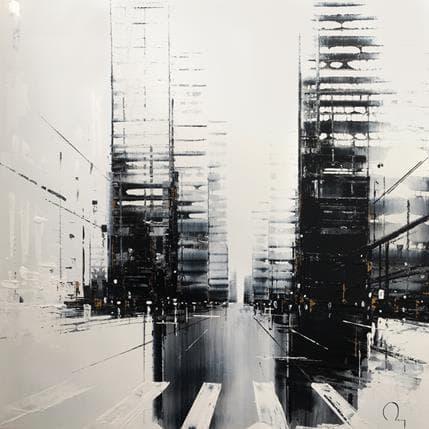 Julien Rey Alpha 50 x 50 cm