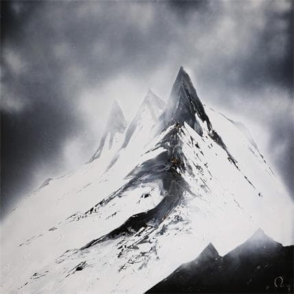 Julien Rey VERTIGO 80 x 80 cm