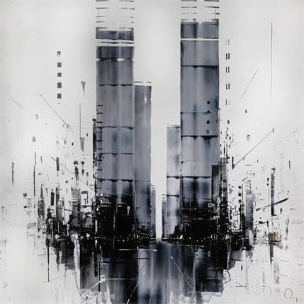 Julien Rey INFINITY 80 x 80 cm