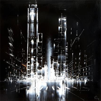 Julien Rey Eclipse 100 x 100 cm