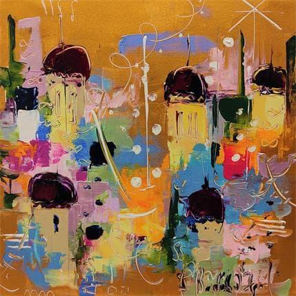 Bastide d´Izard Armelle Les mille et une nuits 36 x 36 cm