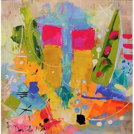Bastide d´Izard Armelle Au soleil 36 x 36 cm