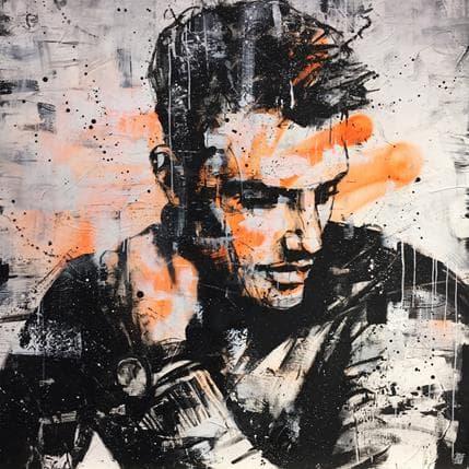 Graffmatt Seeking inspiration 100 x 100 cm