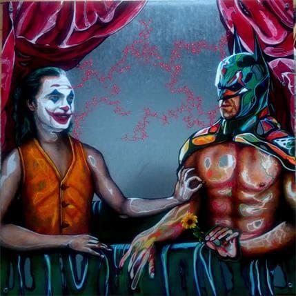 Medeya Lemdiya Joker vs Batman 50 x 50 cm