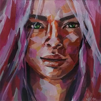Nicoleta Vacaru Pink 25 x 25 cm