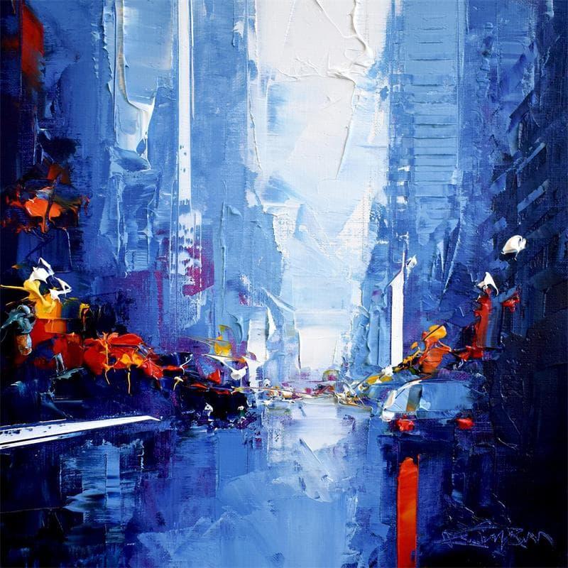 Blue traffic