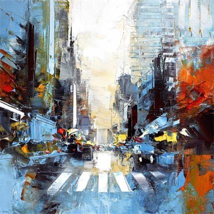 Daniel Castan Pearl Street 25 x 25 cm