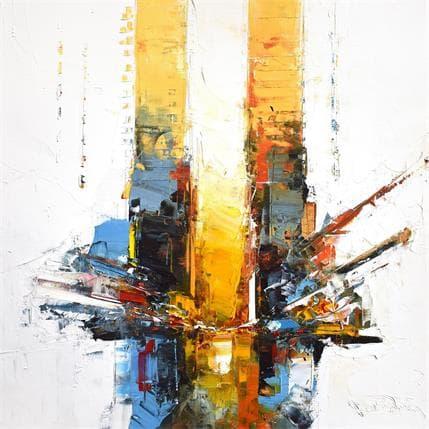 Daniel Castan Manhattanhenge 36 x 36 cm