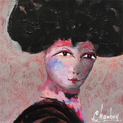 Michel Chambon Vanille 13 x 13 cm