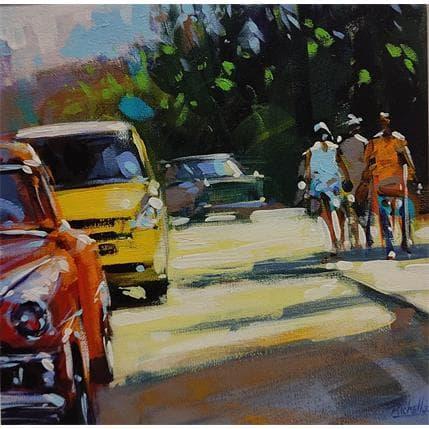 Castellon Richell Havana Cuba VIII 19 x 19 cm