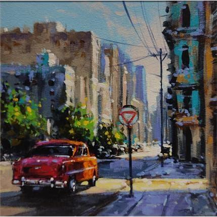 Castellon Richell Havana Cuba V 25 x 25 cm